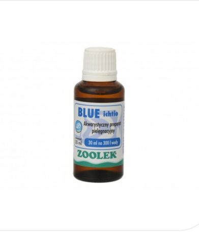 Blue ichtio zoolek 30ml.