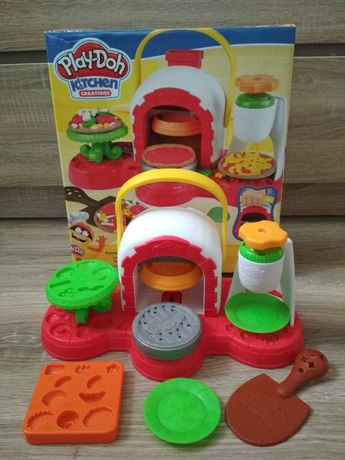 Play- Doh Kitchen pizzernia