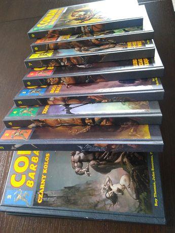 Komiks Conan 1-9