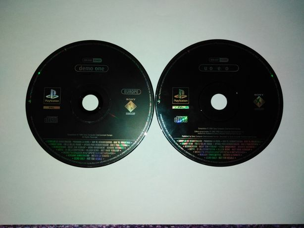3 CDS de Demos Ps1