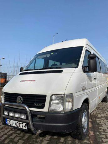 Volkswagen LT 35 camper