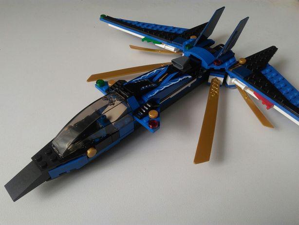 Lego ninjago Jay's Storm Fighter 9442 лего истребитель джея оригинал