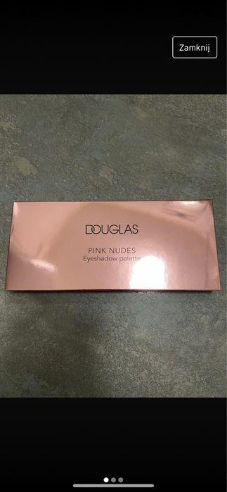 Paleta cieni Douglas nowa Pink Nudes Wrocław - image 1