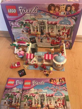 Lego friends cukiernia 41119