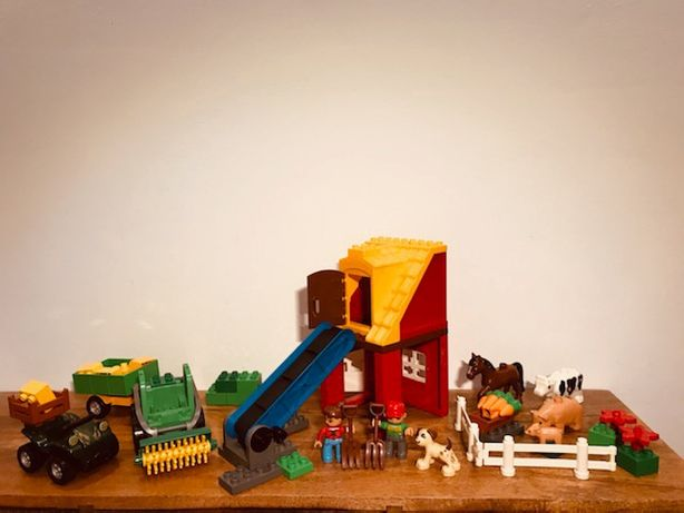 LEGO duplo farma oraz traktor