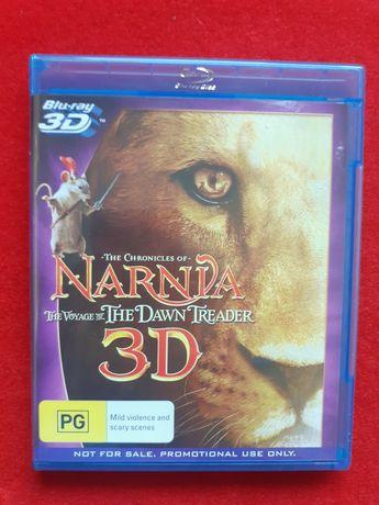 Opowieści z Narnii: Podróż wedrowca do świtu 3D blu-ray