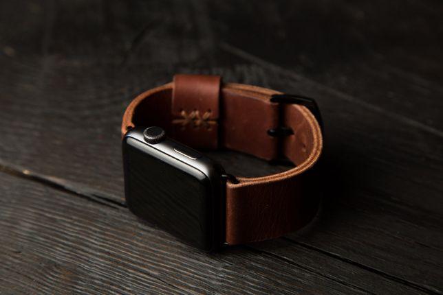Ремешок ручной работы для Apple watch любой модели