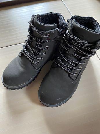 Ботинки, тимберленд