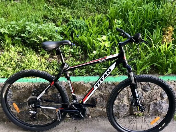 Велосипед TITAN grizzly