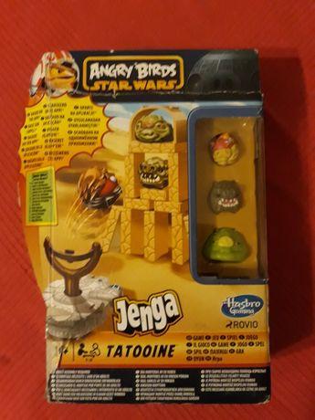 Gra zręcznościowa Jenga Tatooine Angry Birds Star Wars