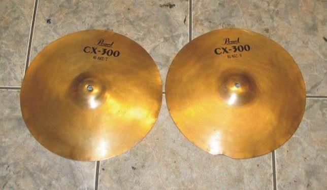 Blachy Retro Perkusja Trowa, Pearl CX300