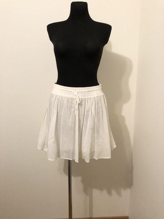 Biała spódnica H&M r. L Skórzewo - image 1