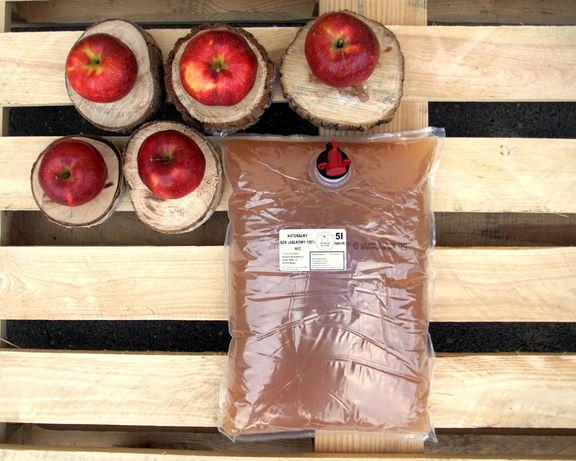 Naturalne soki NFC- malina, truskawka, porzeczka, bez, wiśnia, cytryna