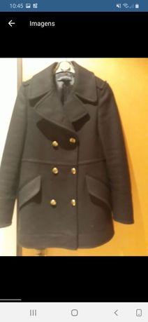 Zara casacos novo de Fazenda M