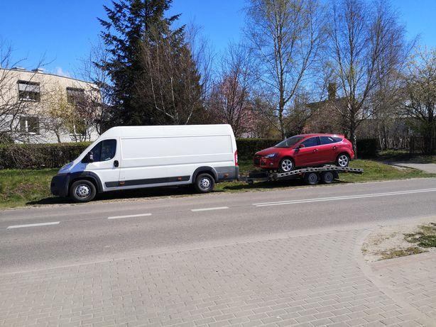 Wynajem Lawety - Transport - Przeprowadzki