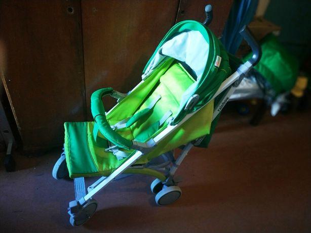 Коляска трость Baby Hit Rainbow D200 Green