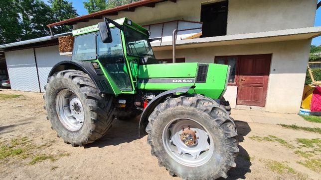 Deutz Fahr Traktor DX 6.50
