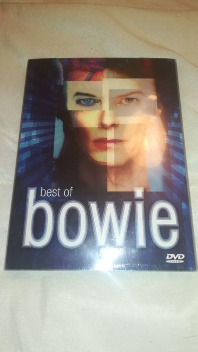 """DVD Duplo David Bowie """"Best of Bowie"""" (COMO NOVO) Parque das Nações - imagem 1"""