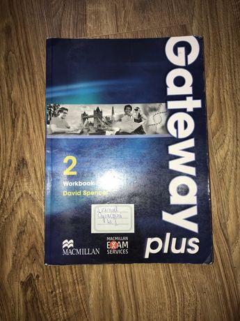 """""""Gateway plus"""" 2 podręcznik do języka angielskiego"""