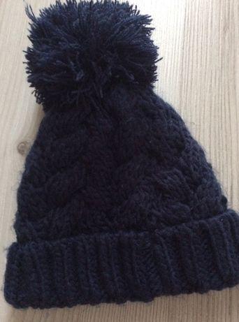 Czapki zimowe + rękawiczki 2 szt. NOWE bez metki F&F