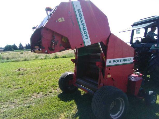 Prasa pottinger rollprofi 3200 rotor siatka