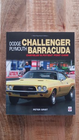 Dodge Challenger Plymouth Barracuda - Peter Grist