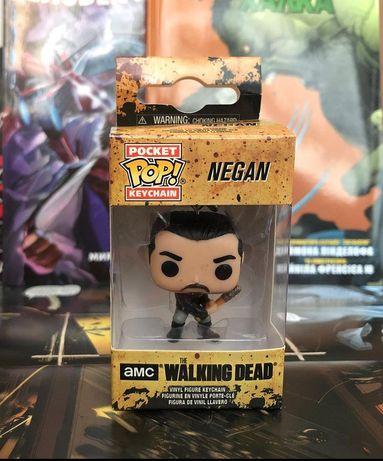 Брелок FUNKO POP! WALKING Dead - Negan