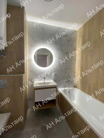 ВПЕРВЫЕ ЖК Луч В продаже ВИДОВАЯ 1 ком квартира 40 м² с евроремонтом F