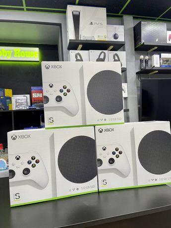 Xbox Series S новинка (Магазин)