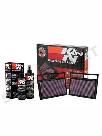 Kit limpeza filtros desportivos