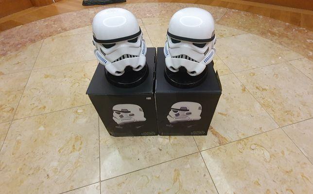 Storm Trooper - Duas (2) Colunas de som Bluetooth - Star Wars