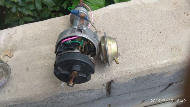 Трамблер на ВАЗ 2106 + катушка зажигания