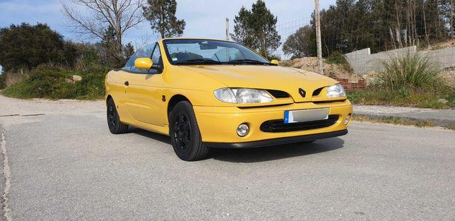 Renault Megane Cabrio MK1 - 1.6e