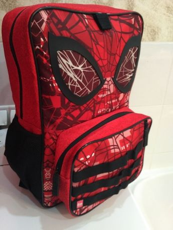 Рюкзак Человек-паук Spider-men сумка для ланча, Disneystore, оригинал