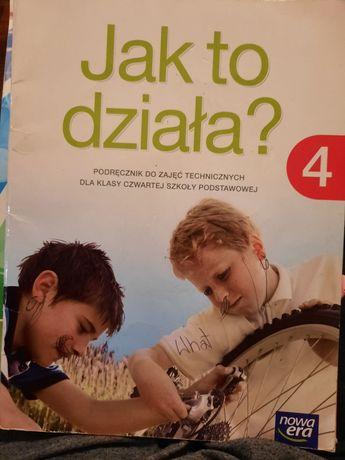 Podręcznik do techniki klasa 4