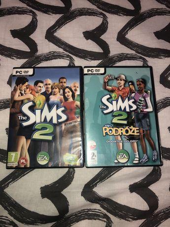 The Sims 2 i The Sims 2 Podróże