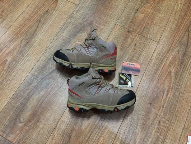 Ботинки черевики термо на мальчика демисезон Meindl GoreTex р.33 (21см