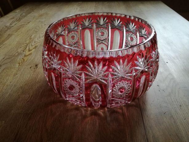 Duży kryształ waza