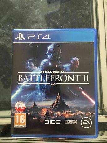 Star Wars: Battlefront II PL PS4