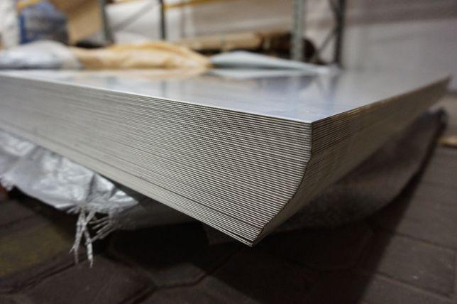 Blacha kwasoodporna, nierdzewna 2x1000x2000 gat. 1.4301 / 304