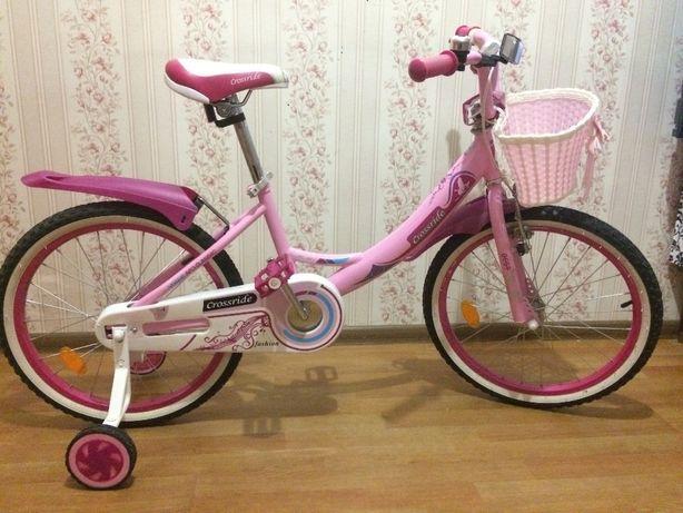 Детский велосипед Crossride Vogue
