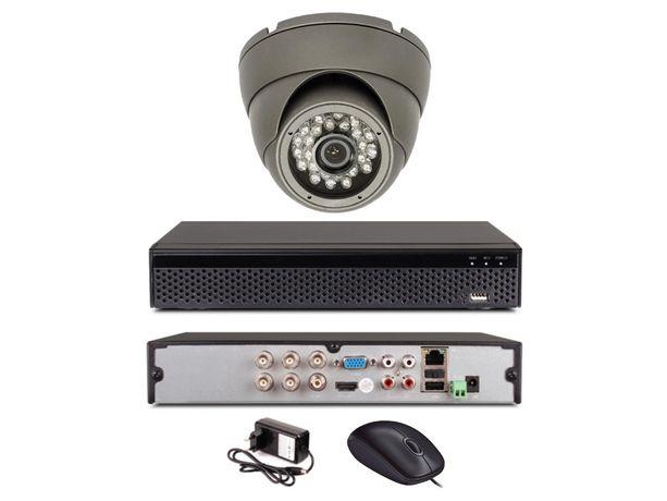 Zestaw monitoring 1 kamera HD + Rejestrator