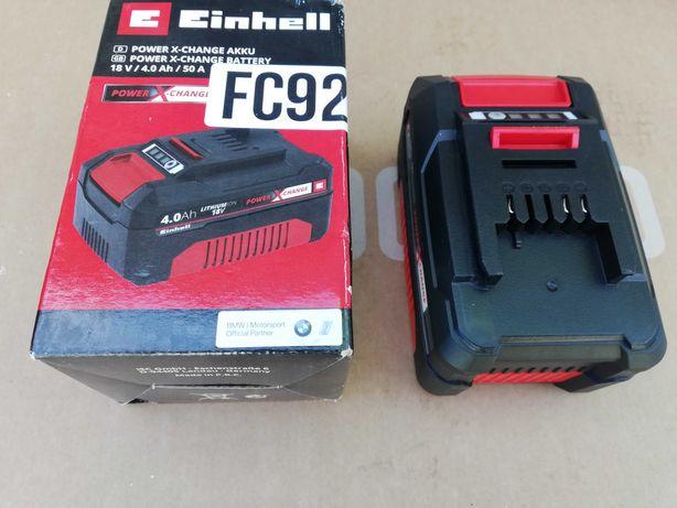Akumulator 4,0 Ah EINHELL POWER X-CHANGE 18V