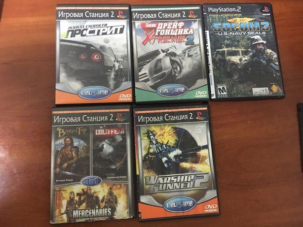 Продаи игры на PS 2
