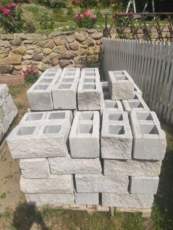 Bloczki z kamienia łupanego