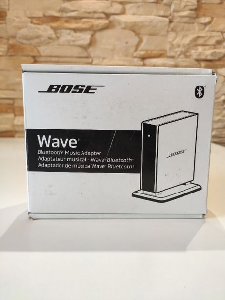 Bose Wave Bluetooth music adapter, Wave III, Wave Radio III, Acoustic