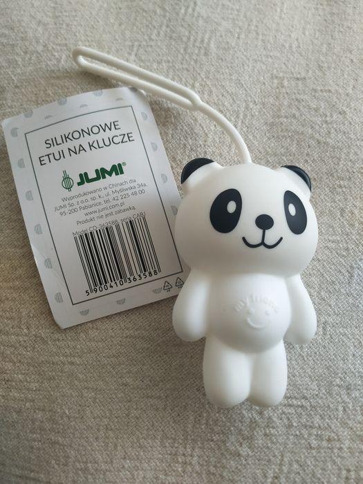 NOWE silikonowe etui na klucze panda Gdańsk - image 1