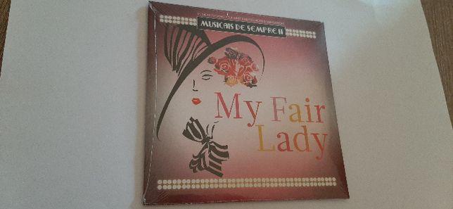 1 CD musicais de sempre II - My Fair Lady