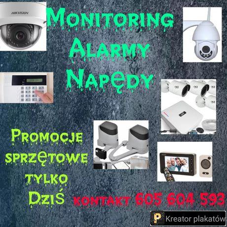 Monitoring Alarmy Elektryka Napędy bram PROMOCJE MEGA