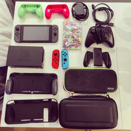 Nintendo Switch Mega zestaw